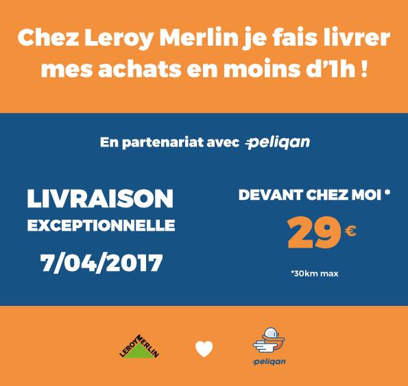 Peliqan chez Leroy Merlin