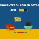 Les brocantes et vide-greniers à Dijon et en Côte-d'Or