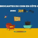 Vides-greniers et brocantes à Dijon