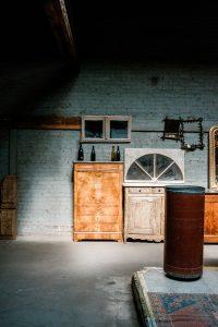 Brocante : meubles vintages